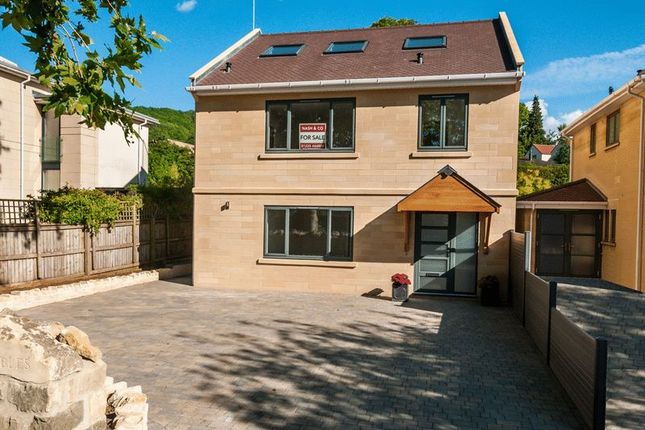 Thumbnail Detached house for sale in Gables, Warminster Road, Bathwick