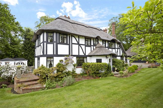 4 bed detached house for sale in Forest Drive, Kingswood, Tadworth, Surrey