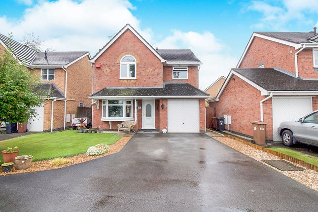 4 bed detached house for sale in Cherry Dale Road, Broughton, Chester