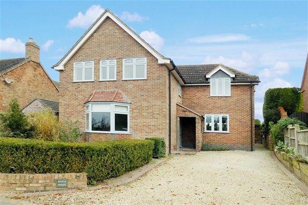 Thumbnail Detached house for sale in Shenton Lane, Dadlington, Nuneaton
