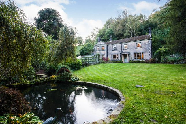Thumbnail Detached house for sale in Upper Lumsdale, Matlock