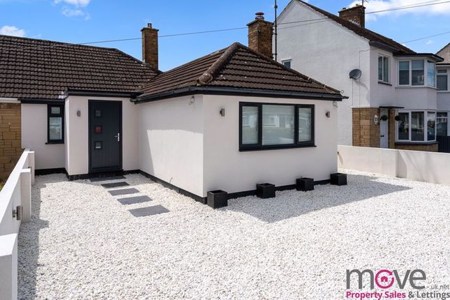 Thumbnail Semi-detached bungalow for sale in Beechcroft Road, Longlevens