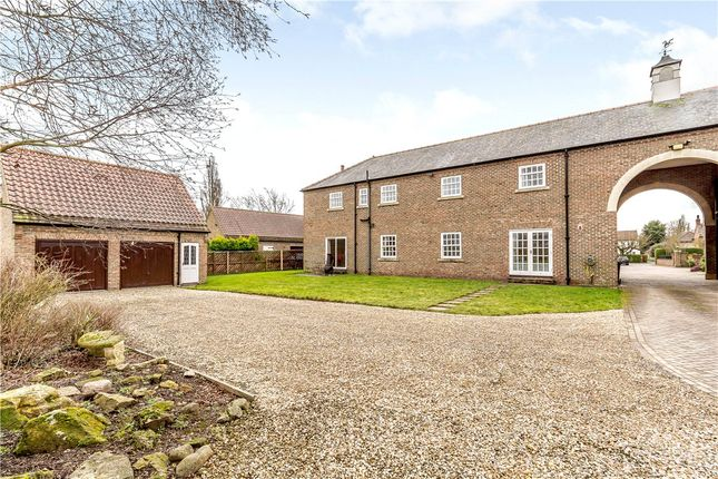 5 bed detached house for sale in The East Wing, Bickerton New Hall, 3 North Fields, Bickerton LS22