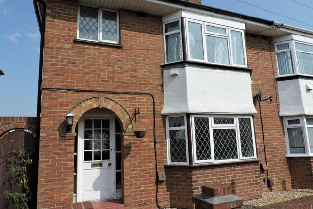 Thumbnail Semi-detached house to rent in West Street, Portchester, Fareham