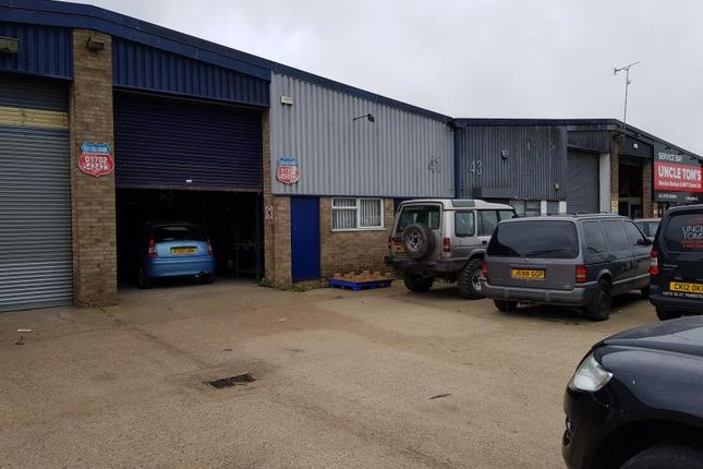 Thumbnail Industrial to let in Unit, 41, Purdeys Way, Rochford