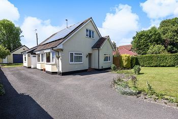 Thumbnail Detached house for sale in Grange Lane, Warminster BA129Ey