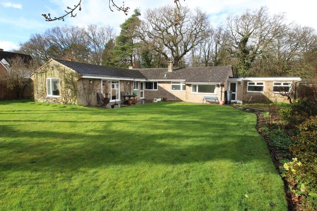 Thumbnail Detached bungalow for sale in Upper Woolhampton, Reading