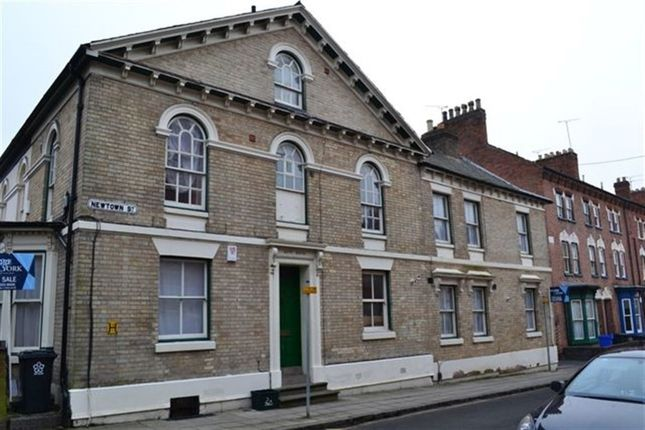 Thumbnail Property to rent in Newtown Street, Leicester