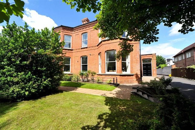 Thumbnail Town house to rent in 4, 18 Adelaide Park, Belfast