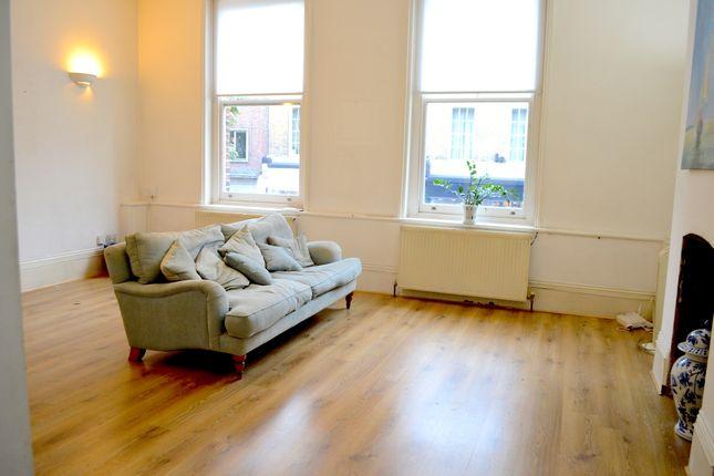 Thumbnail Flat to rent in Upper Street, Islington, London
