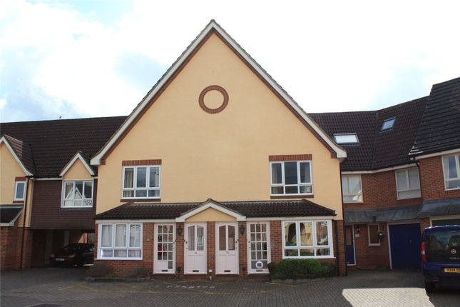 Thumbnail Maisonette to rent in Hartigan Place, Woodley, Reading, Berkshire