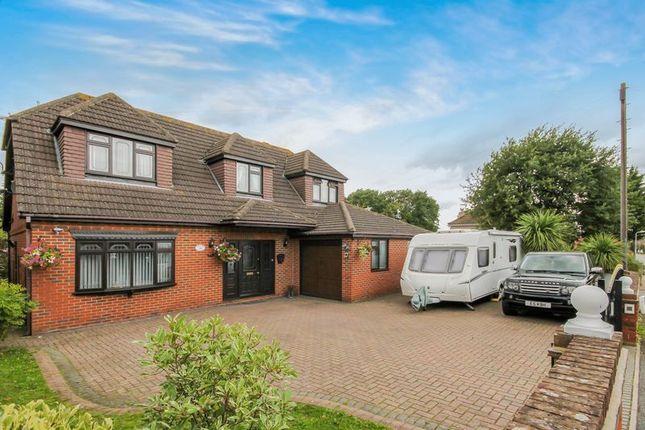 Thumbnail Detached house for sale in Berry Lane, Langdon Hills, Basildon