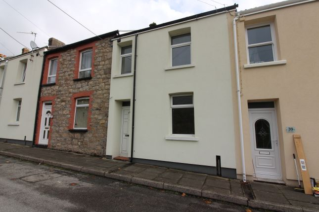 Thumbnail Terraced house to rent in Park View, Ebbw Vale
