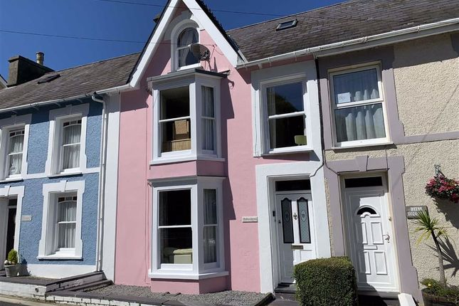 Thumbnail Terraced house for sale in New Quay