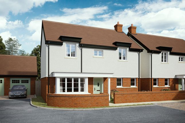 Thumbnail Detached house for sale in Staddlecote Place, Wingfield Road, Trowbridge