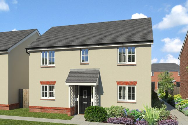 Thumbnail Detached house for sale in The Mylen, Frome Road, Bruton, Somerset
