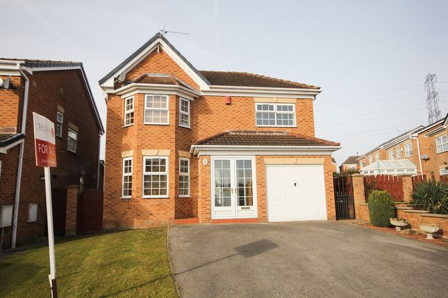 Thumbnail Detached house for sale in Springwell Crescent, Beighton, Sheffield