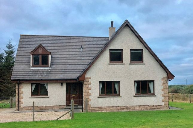 Thumbnail Detached house for sale in Mey, Thurso