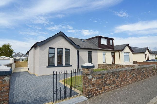 Thumbnail Semi-detached bungalow for sale in Berelands Road, Prestwick