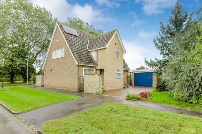 Thumbnail Detached house for sale in Hornbeam Close, Podington, Wellingborough