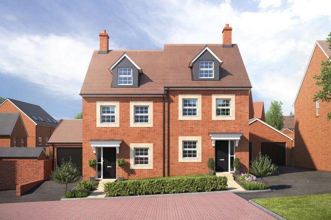 Thumbnail Detached house for sale in Hayne Farm, Hayne Lane, Gittisham, Honiton