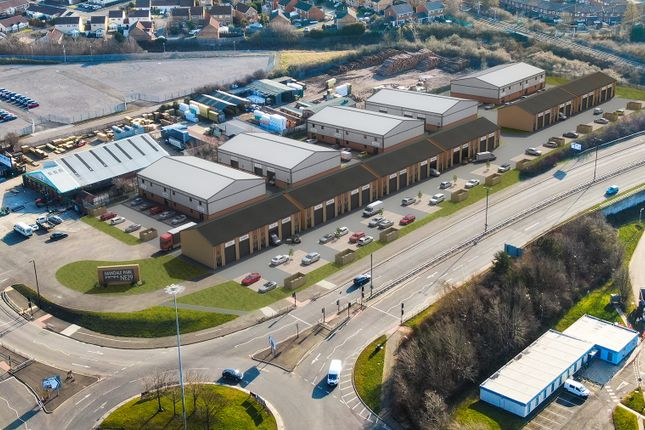 Thumbnail Warehouse to let in Mandale Park NE29, Wallsend Road, Percy Main, North Shields,
