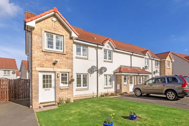 Thumbnail End terrace house for sale in 17 Cameron Way, Prestonpans