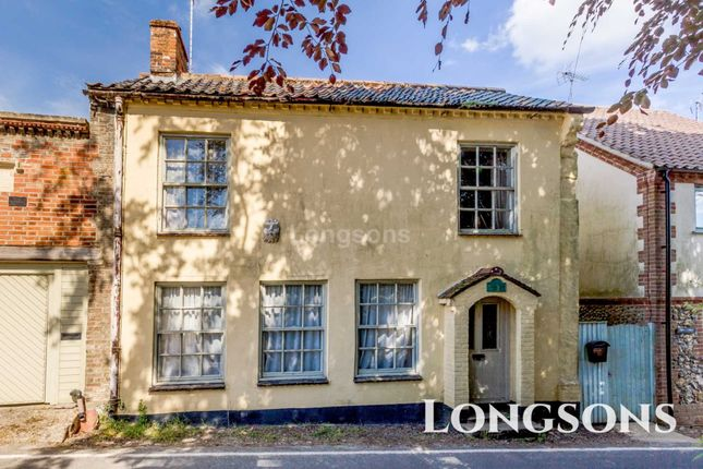Thumbnail Link-detached house for sale in Bailey Street, Castle Acre