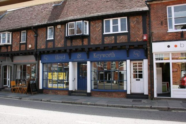Thumbnail Retail premises to let in 6 & 7 Downing Street, Farnham, Surrey