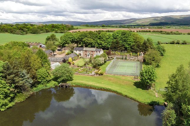 Thumbnail Farmhouse for sale in Linden Farm House, Langwathby, Penrith, Cumbria