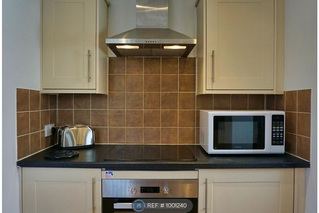 Induction Hob, Microwave And Oven