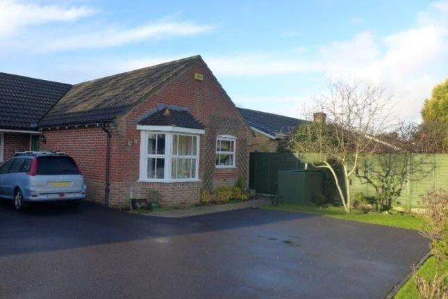 Thumbnail Semi-detached bungalow for sale in St. Just Close, Ferndown