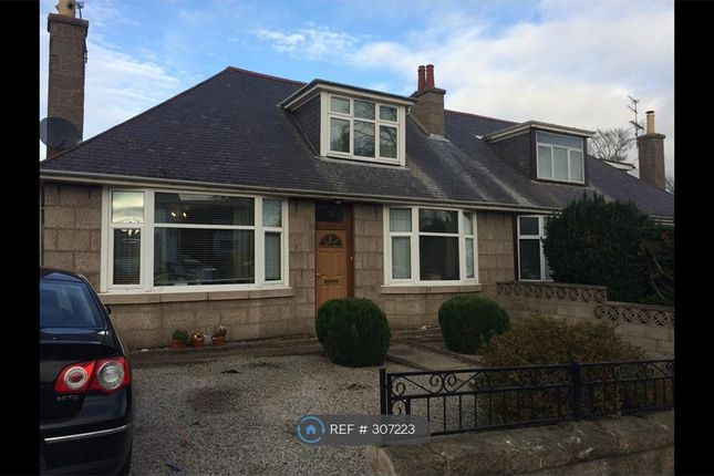 Thumbnail Semi-detached house to rent in Hilton Avenue, Aberdeen