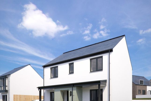 Thumbnail Detached house for sale in The Weston, Fusion, Paignton