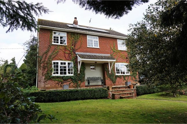 Thumbnail Detached house for sale in Harkers Lane, Swanton Morley