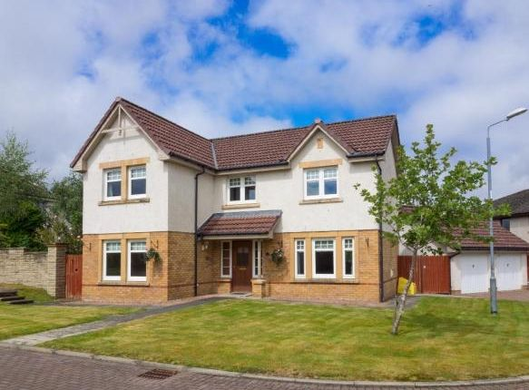 Thumbnail Detached house for sale in Dunbar Drive, Motherwell