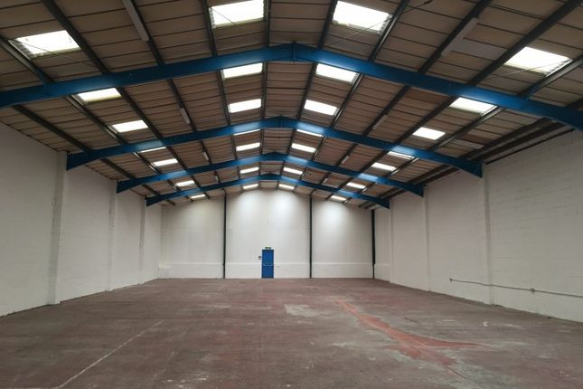 Industrial to let in Unit 5, Llandough Trading Estate, Cardiff