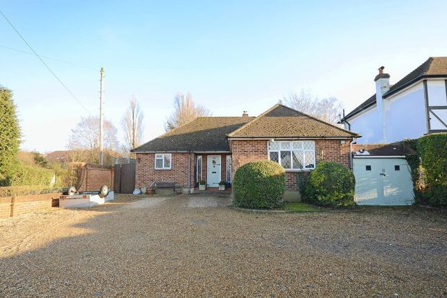 Thumbnail Detached bungalow for sale in Ruden Way, Ewell, Epsom
