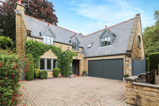 Thumbnail Detached house for sale in Broomcroft Park, Sheffield
