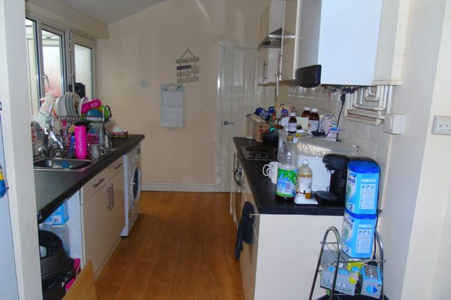 Thumbnail Terraced house to rent in New Street, Huthwaite, Nottinghamshire