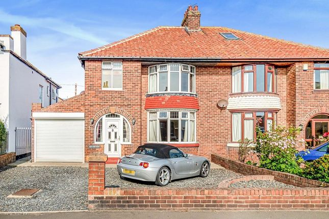 Thumbnail Semi-detached house to rent in White Point Road, Whitby, North Yorkshire