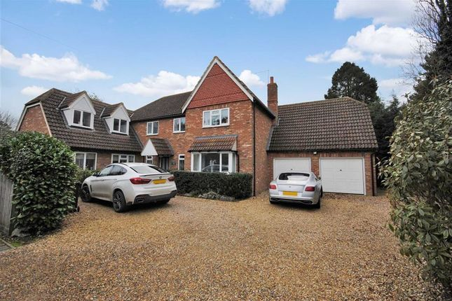 Thumbnail Detached house for sale in Craddock Drive, Heath And Reach, Leighton Buzzard