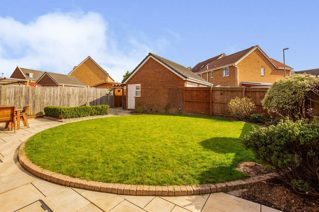 Thumbnail Detached house for sale in The Covert, Coulby Newham, Middlesbrough