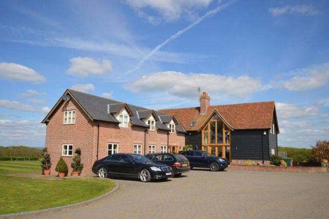 Thumbnail Detached house to rent in Monks Green Farm, Mangrove Lane, Hertford