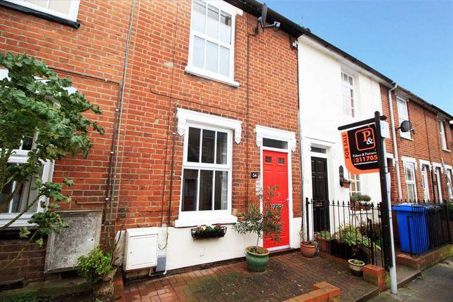2 bed terraced house for sale in Ann Street, Ipswich