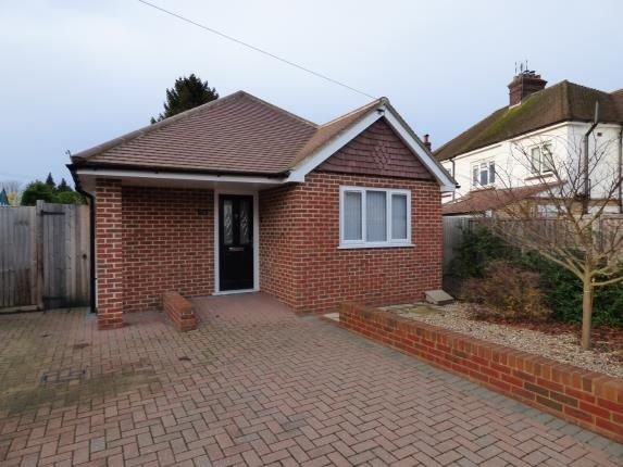 Thumbnail Bungalow for sale in Woodland Way, Penenden Heath, Maidstone, Kent