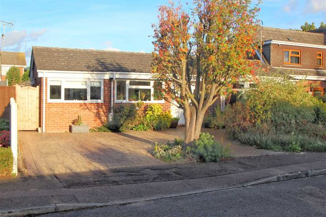 Thumbnail Bungalow for sale in Delamere Road, St. Johns, Colchester