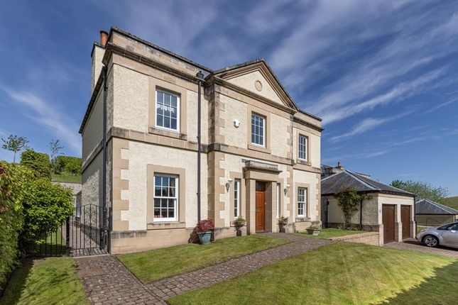 Detached house for sale in 40 Bowmont Court, Heiton, Nr Kelso
