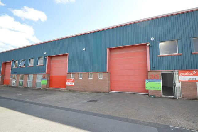 Thumbnail Warehouse to let in Units 30 And 31, Liberty Close, Wimborne
