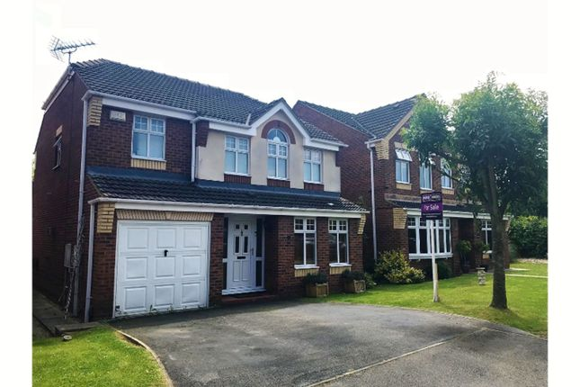 Thumbnail Detached house for sale in Woodfield Plantation, Balby Doncaster